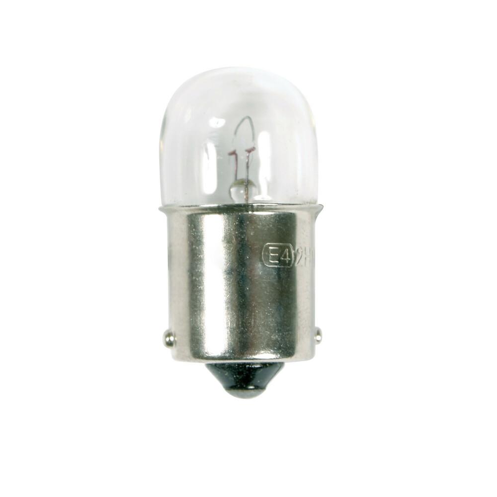 12V Lampada sferica - R10W - 1