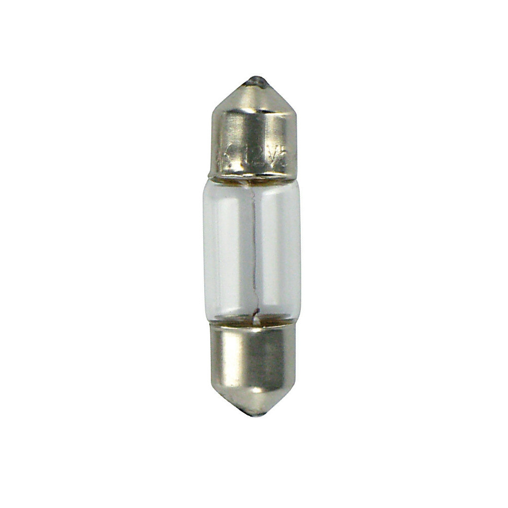 12V Lampada siluro - 8x28 mm -