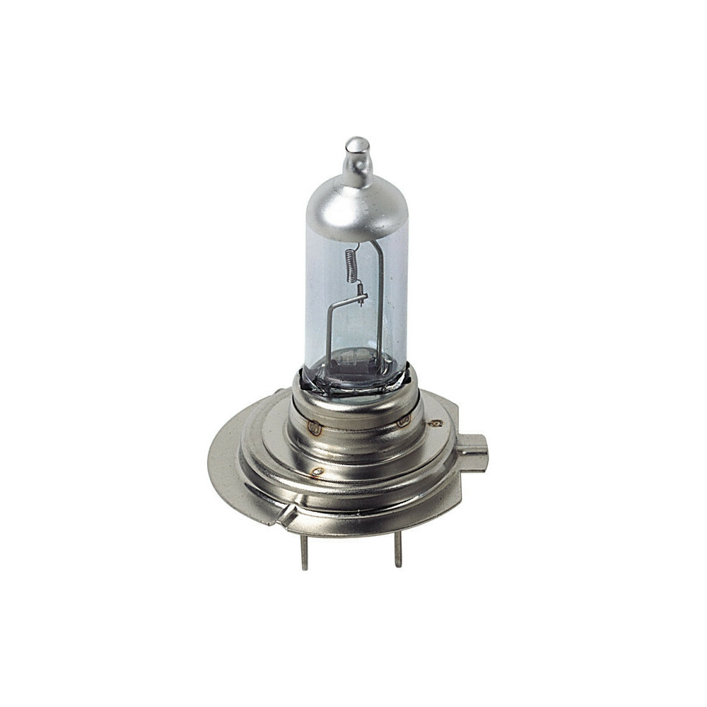 12V Lampada alogena Xenon - H7 - 55W - PX26d - 2 pz  - Scatola Plast.