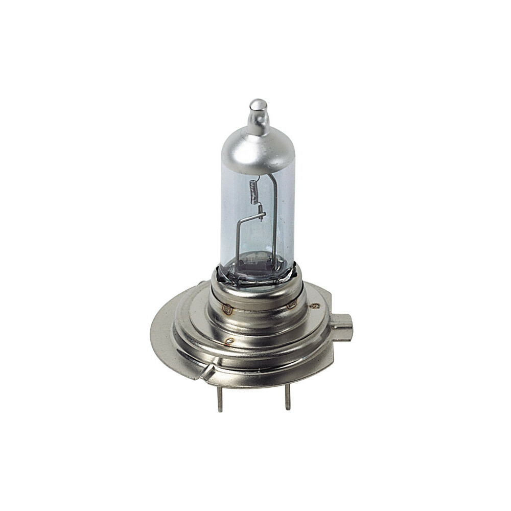12V Lampada alogena Xenon - (H7) - 100W - PX26d - 2 pz  - Scatola Plast.