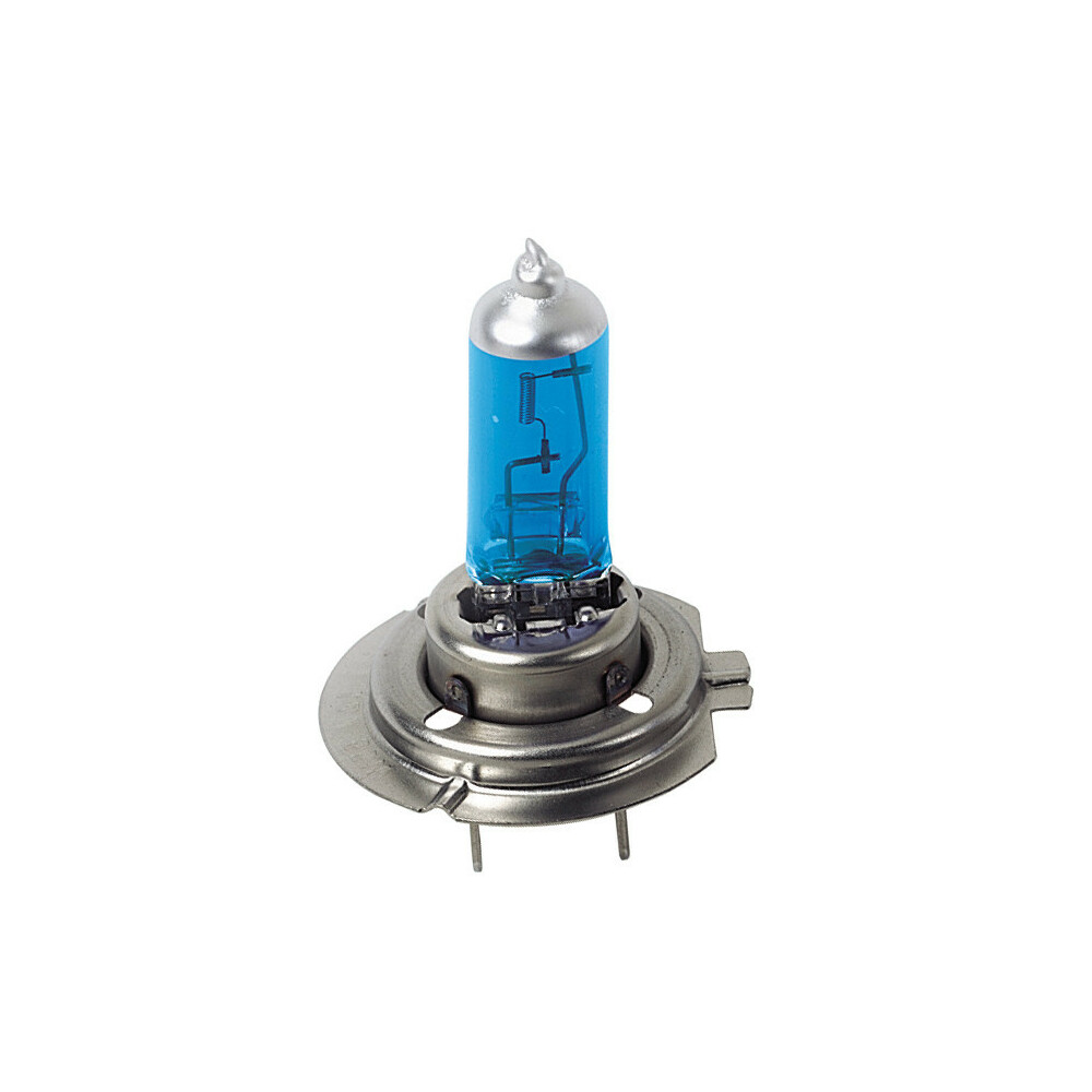 12V Lampada alogena Blu-Xe - H7 - 55W - PX26d - 2 pz  - Scatola Plast.