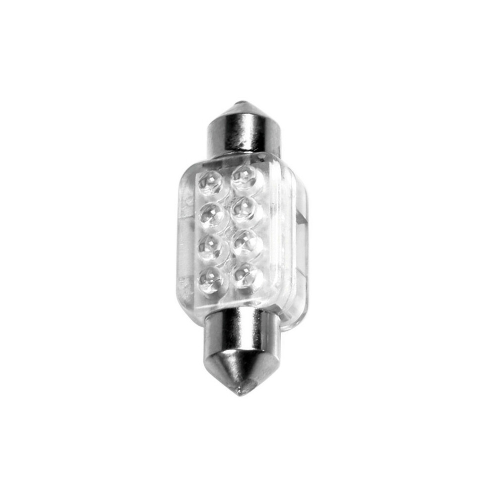 12V Lampada siluro 8 Led - 13x
