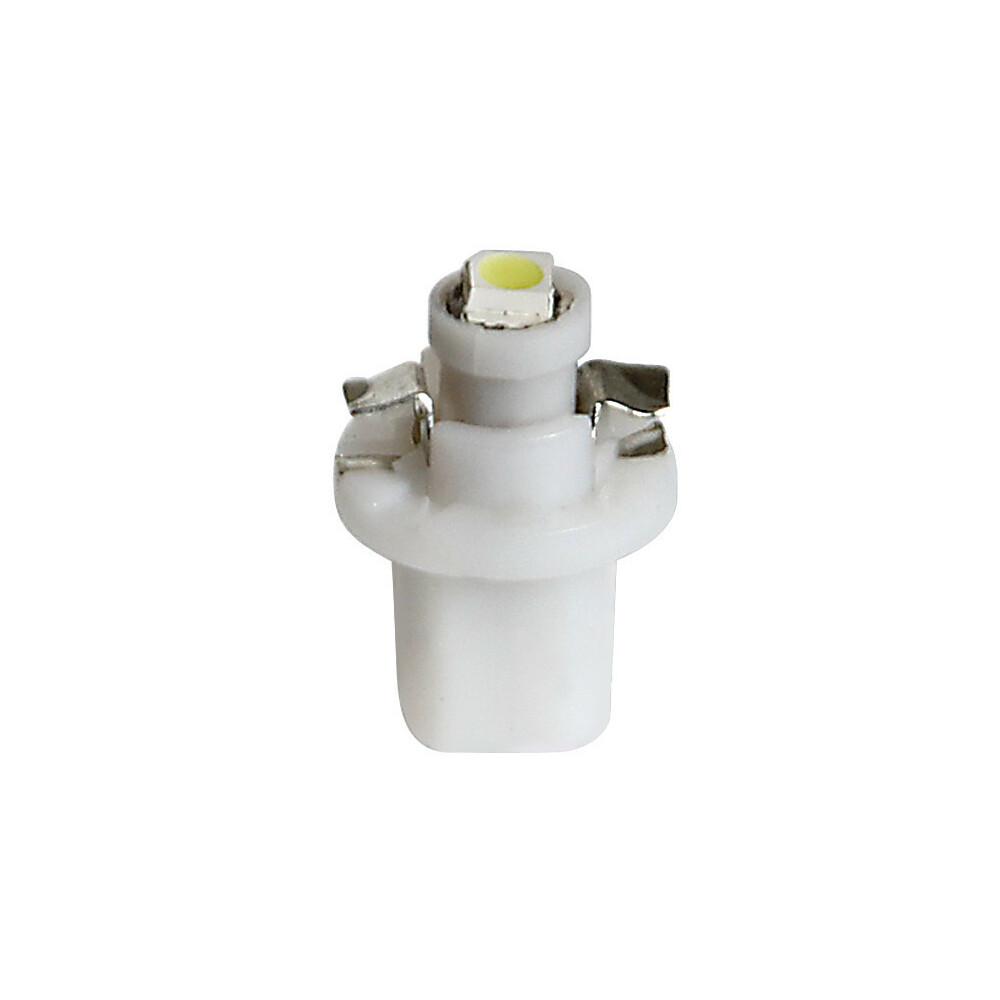 COPPIA LAMPADINE 12V HYPER-LED 2 1 SMD X 2 CHIPS BA7S 2 PZ BLU LAMPADE PER AUTO