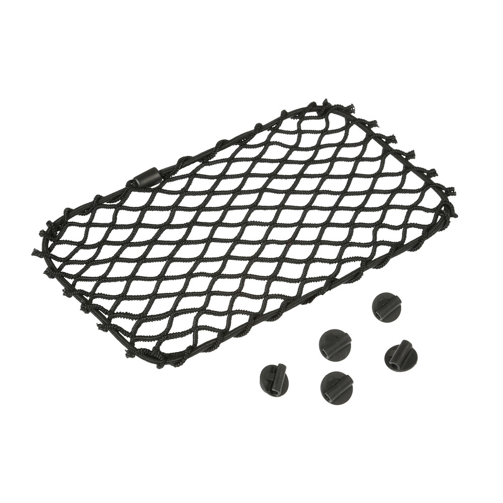 Net-System-9, tasca a rete elasticizzata - 30x18 cm