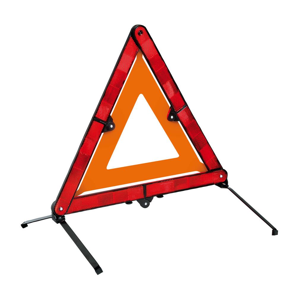 Triangolo auto ferma piedistal