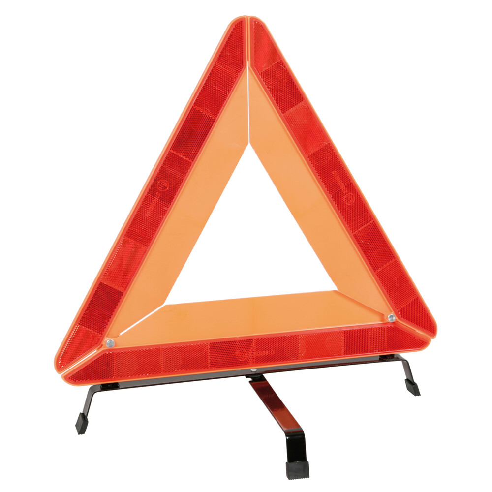 Triangolo Basik, auto ferma