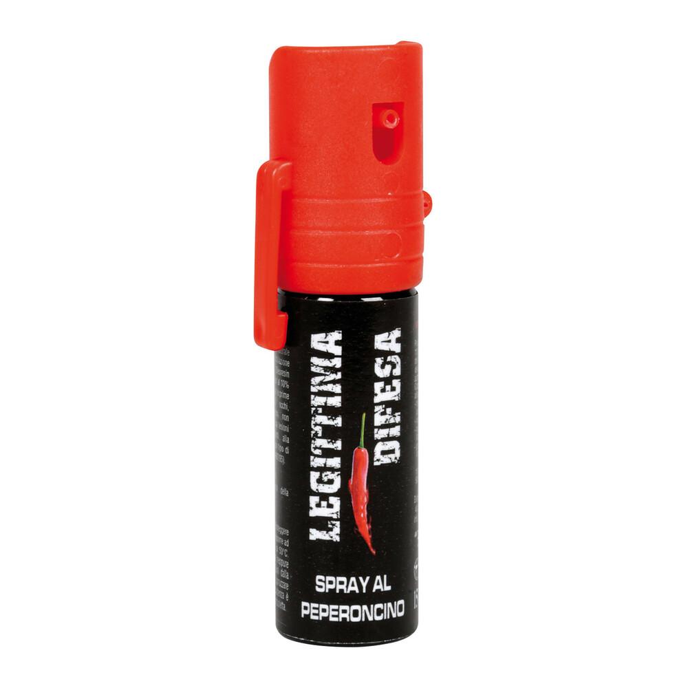 Spray antiaggressione al peper