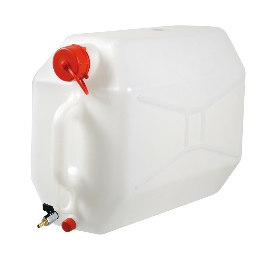 Tanica acqua con rubinetto in
