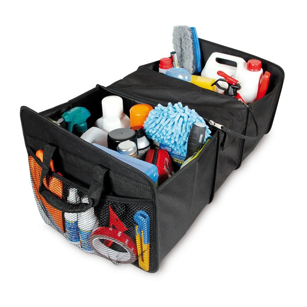 VTIUA North Dakota Flag Polyester Universal Waterproof Sunscreen Borse per Pneumatici Exclusive Borsa Copriruota 14 15 16 17 Pollici Ruota Wheel Bag
