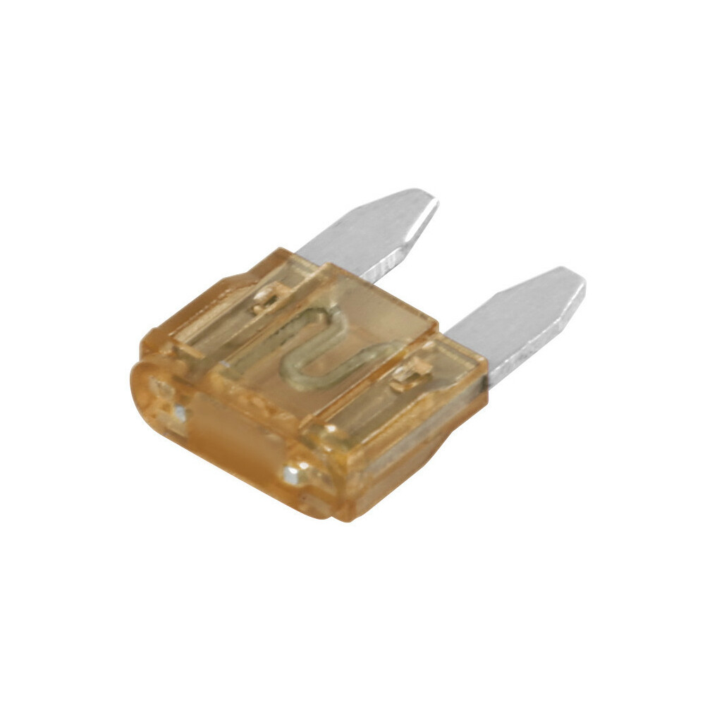 Set 100 micro fusibili lamellari, 12/32V - 7,5A