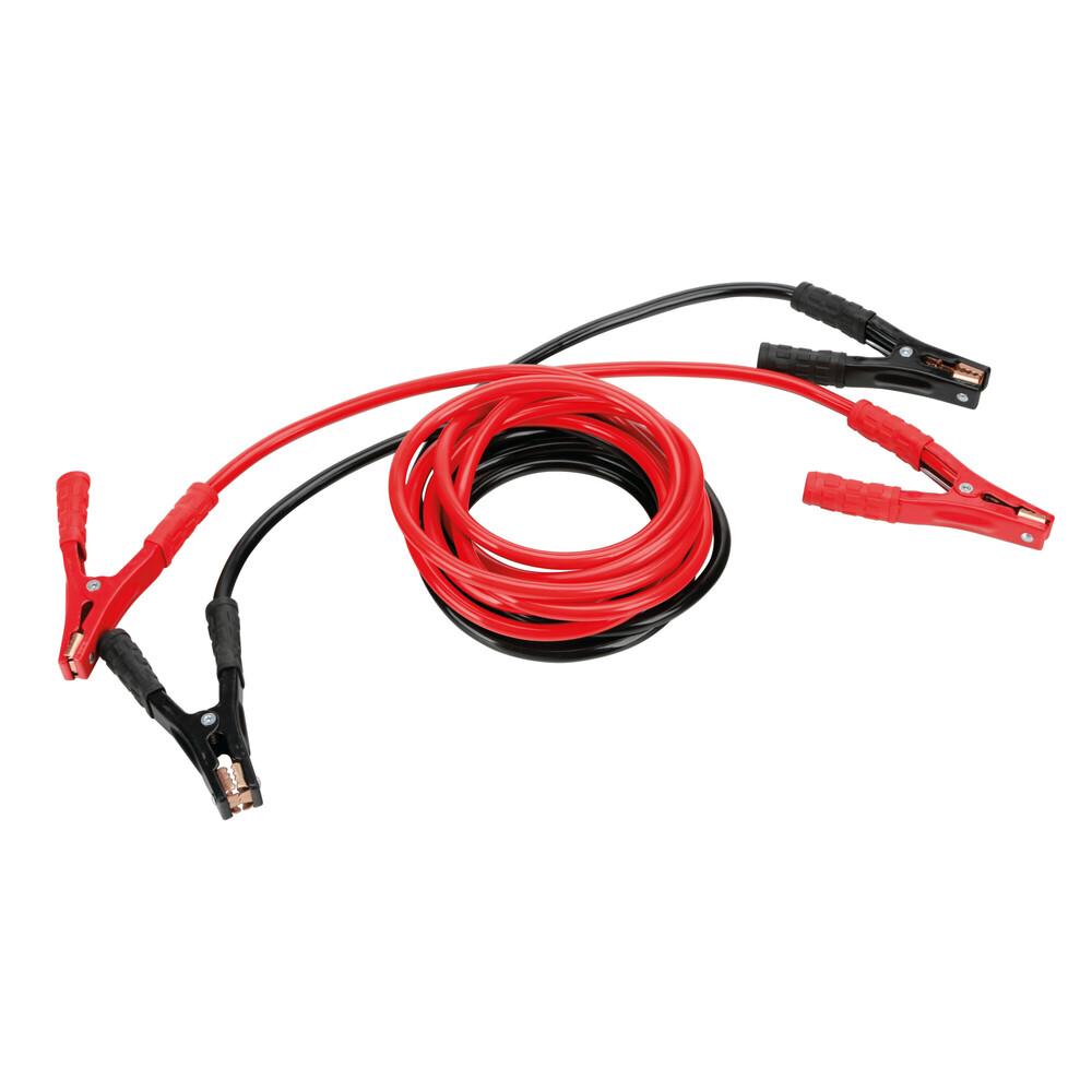 Cavi batteria Export 12/24V - 450 cm - 500 A - 22,7 mm2