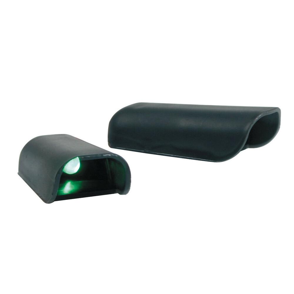 Coppia proiettori a Led, 12V - Verde