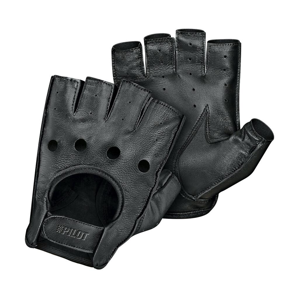 Pilot-2, guanti guida mezze di
