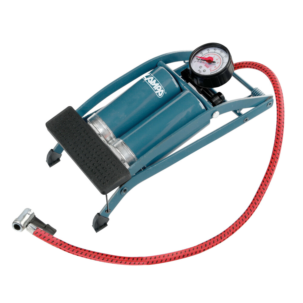 Pompa a pedale con doppio cilindro - 2 cilindri