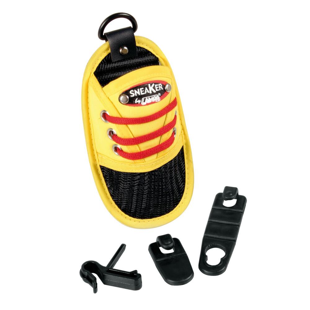 Sneaker, scarpetta porta-cellulare