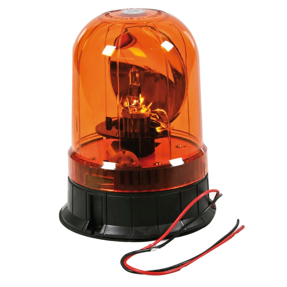 RH-1, lampada rotante alogena, 12/24V