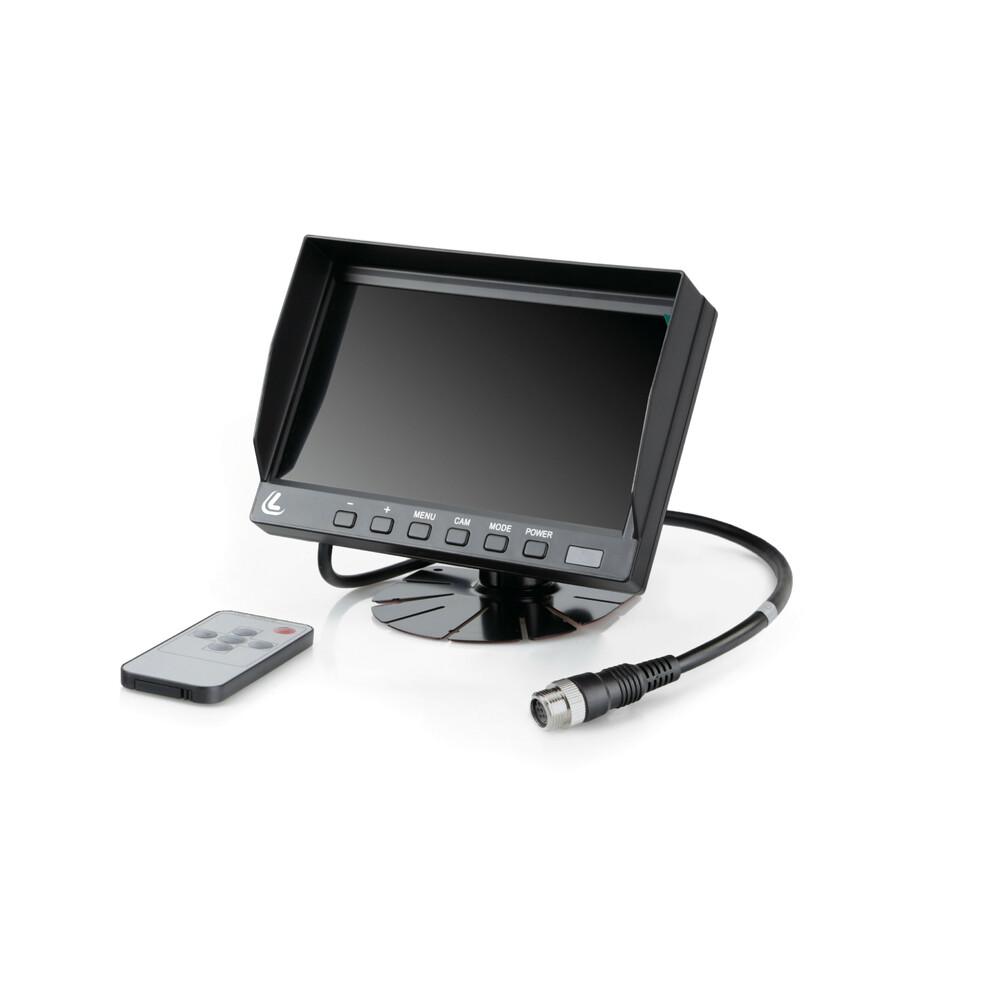 M2, Monitor LCD 7\
