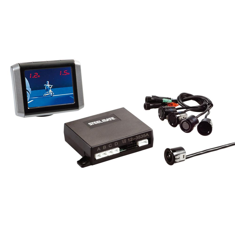 PTSV402, kit 4 sensori parcheg