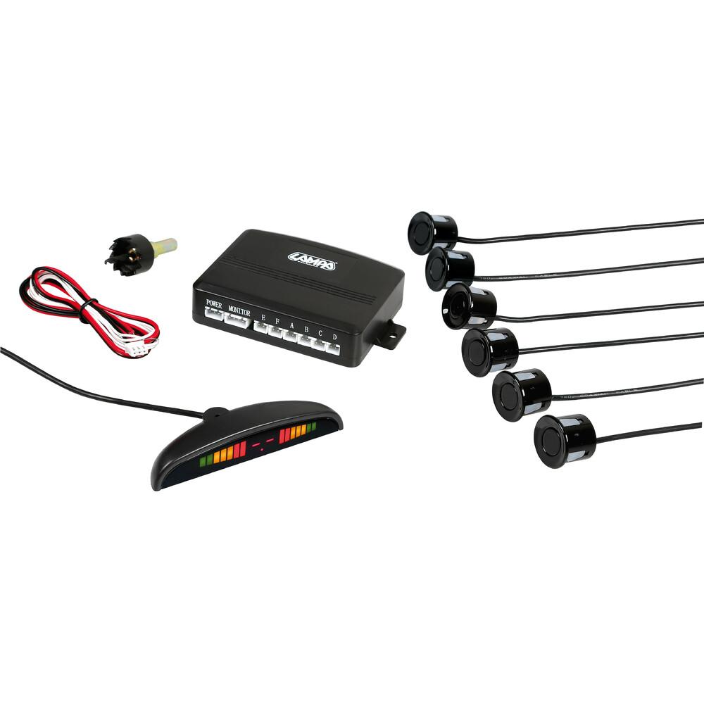 Setay S6, kit 6 sensori parche