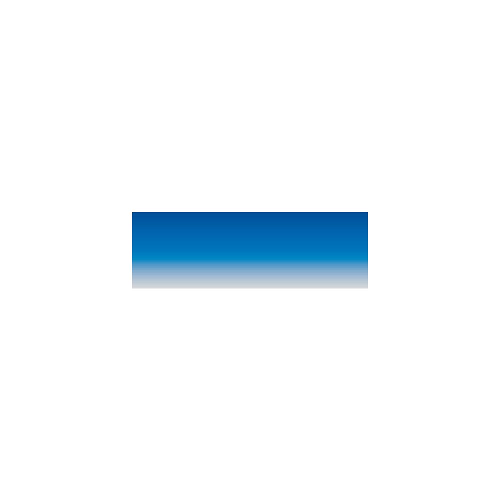 Top Line Standard - 20x150 cm - Blu