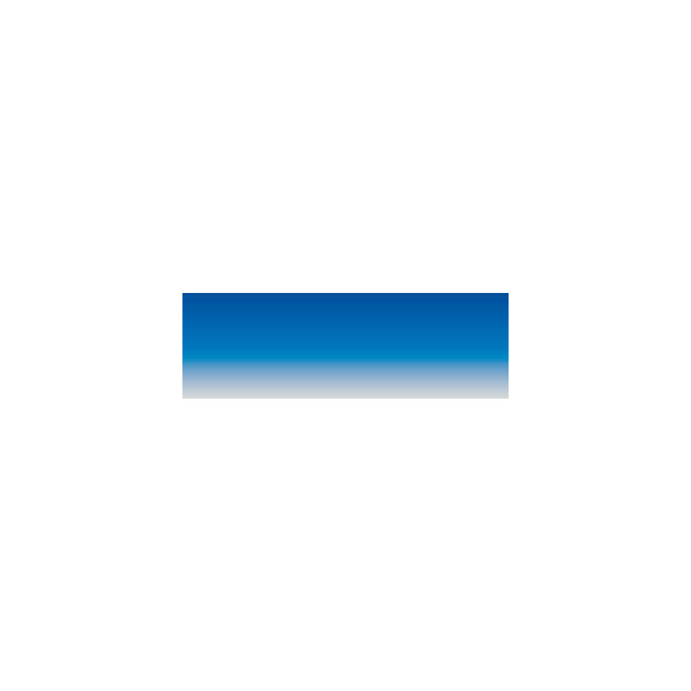 Top Line Chromo - 20x150 cm - Blu