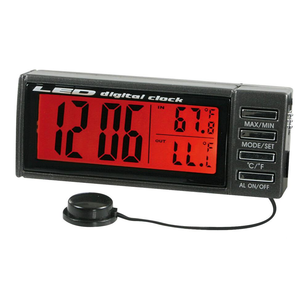 Seyio K-7, orologio multifunzione - 12/24V