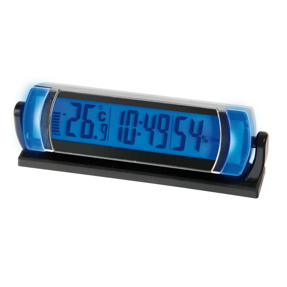 Seyio HC-100, orologio multifunzione - 12/24V