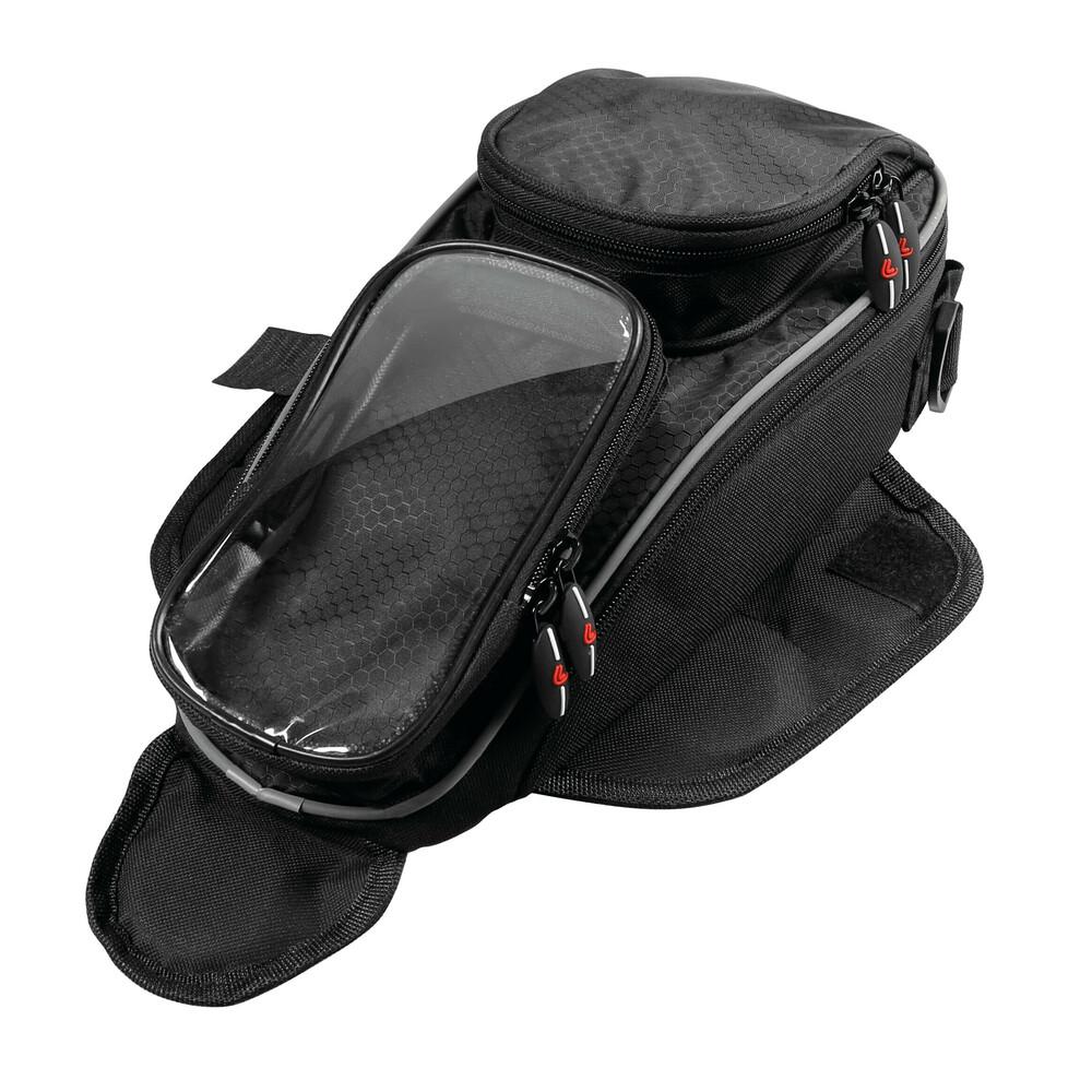 Speed Tour, borsa serbatoio ma