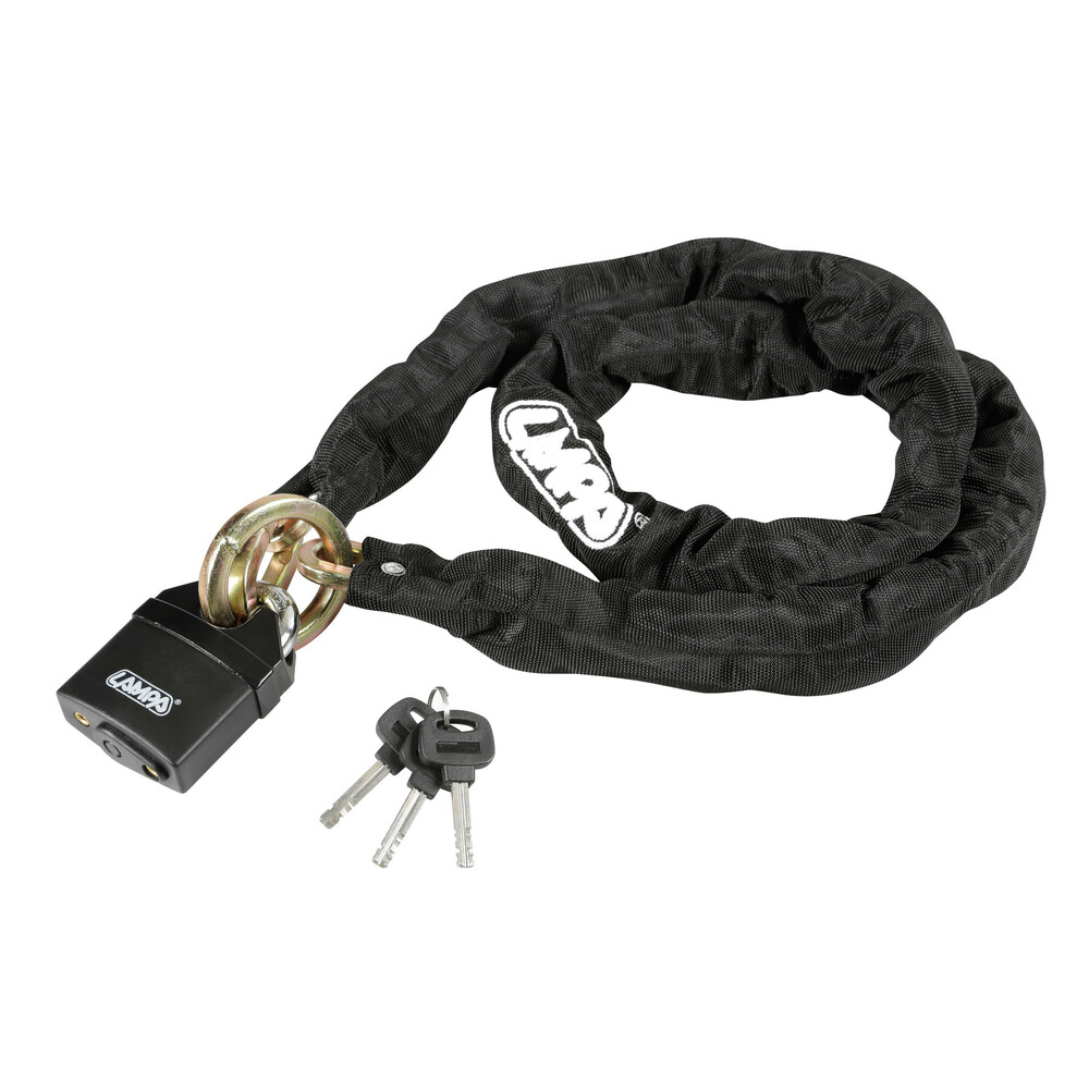C-Lock 150R, catena antifurto - 150 cm
