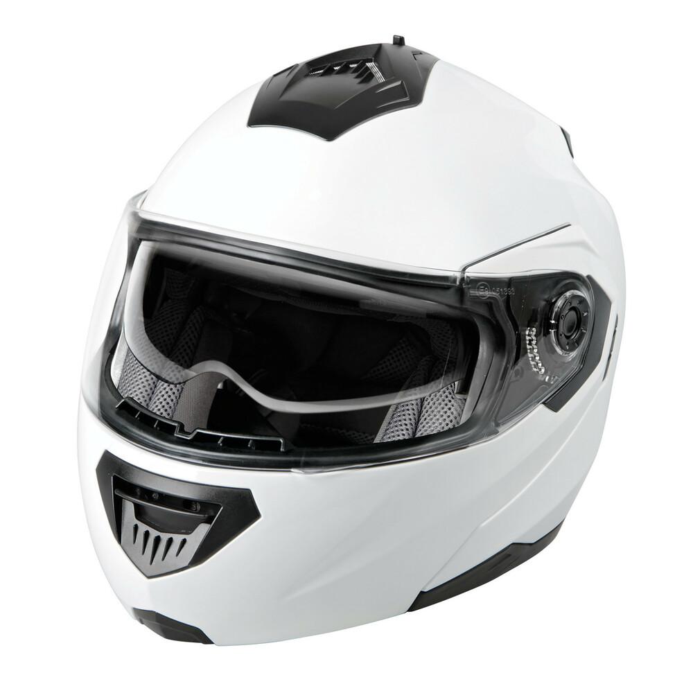 LA-1, casco modulare - Bianco - XS