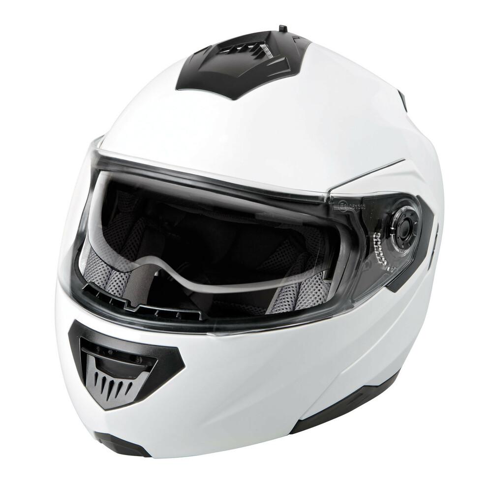 LA-1, casco modulare - Bianco - XL