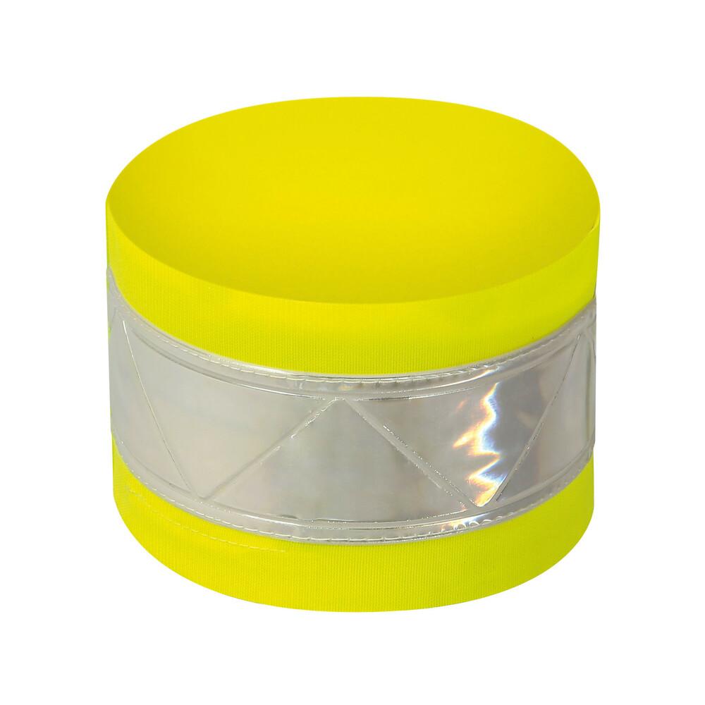 Fluoband 1, fascia riflettente - Giallo