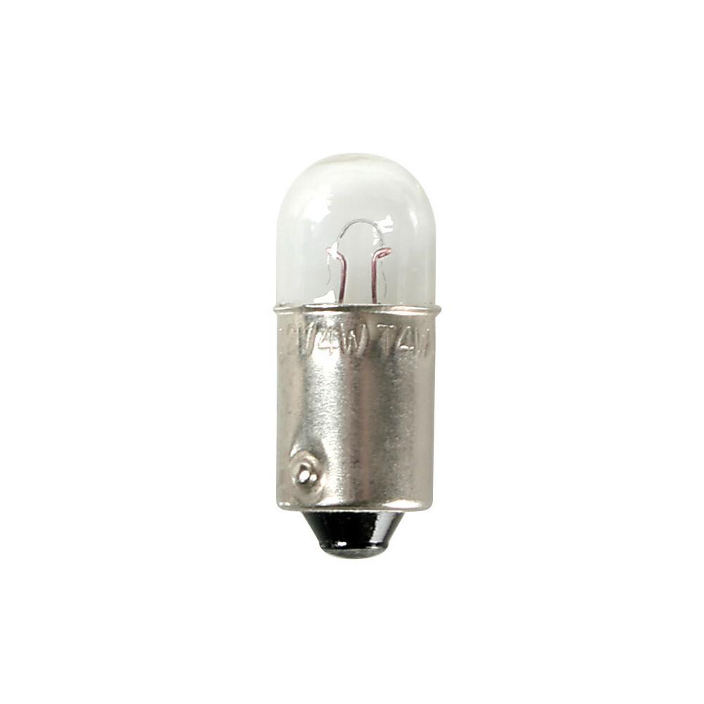 12V Lampada micro - T4W - 4W -