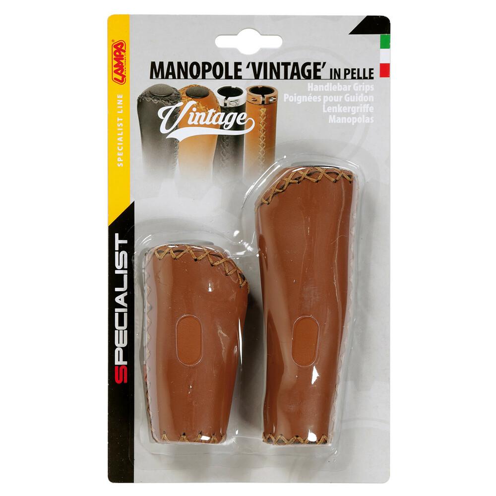 miglior valore scarpe casual comprare nuovo Coppia manopole Vintage - Marrone - 135+92 mm