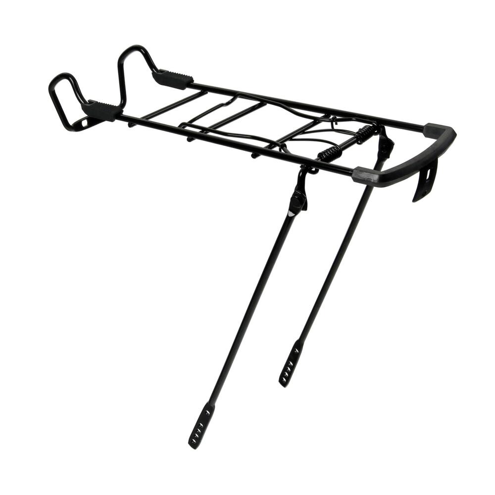 Portapacchi posteriore in acciaio