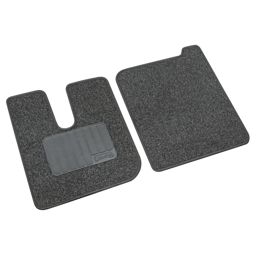 Set tappeti su misura in moquette - Iveco Stralis (8/02>12/12) cab. larga - Iveco Stralis Hi-Way (7/12>) cab. larga