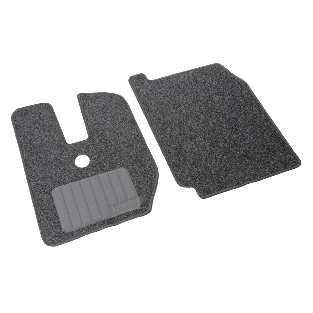 Set tappeti su misura in moquette - Iveco Stralis (8/02>12/12) cab. stretta - Iveco Stralis Hi-Way (7/12>) cab. stretta