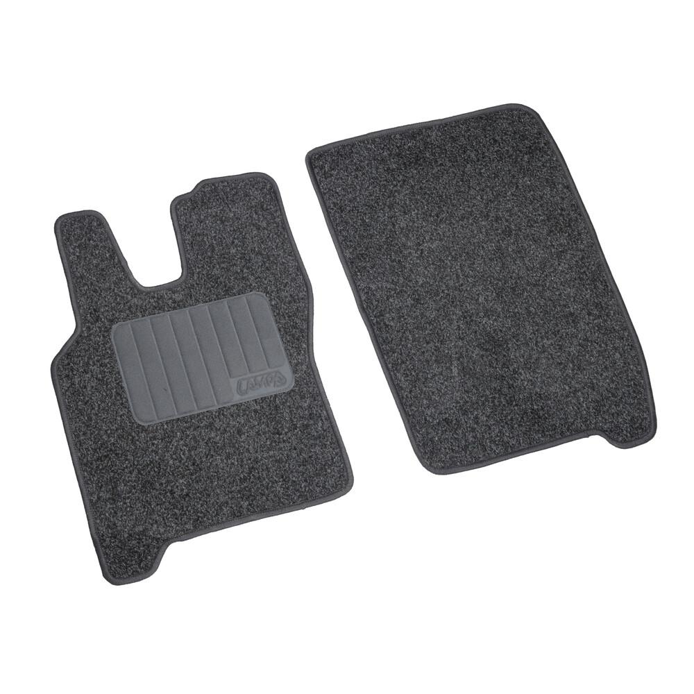 Set tappeti su misura in moquette - Iveco Eurocargo (9/00>8/13) 160E… - Iveco Eurocargo (9/13>) 160E…