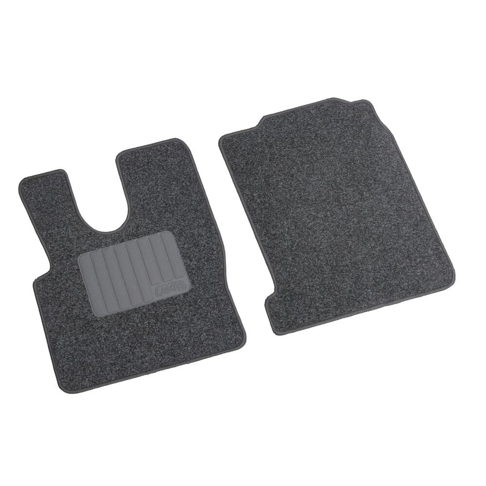 Set tappeti su misura in moquette - Daf 95XF (1/97>9/03)  - Daf CF (7/13>)  - Daf CF65 (1/01>12/14)  - Daf CF75 (1/01>12/14)  -
