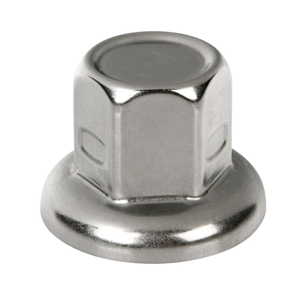 Set 40 copribulloni in acciaio inox - Ø 32 mm