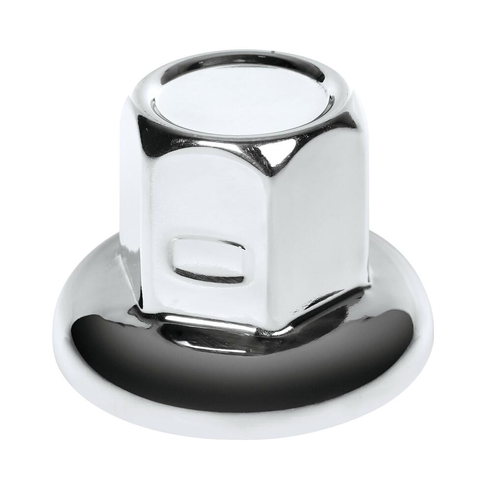 Set 40 copribulloni in acciaio inox lucidato - Ø 33 mm