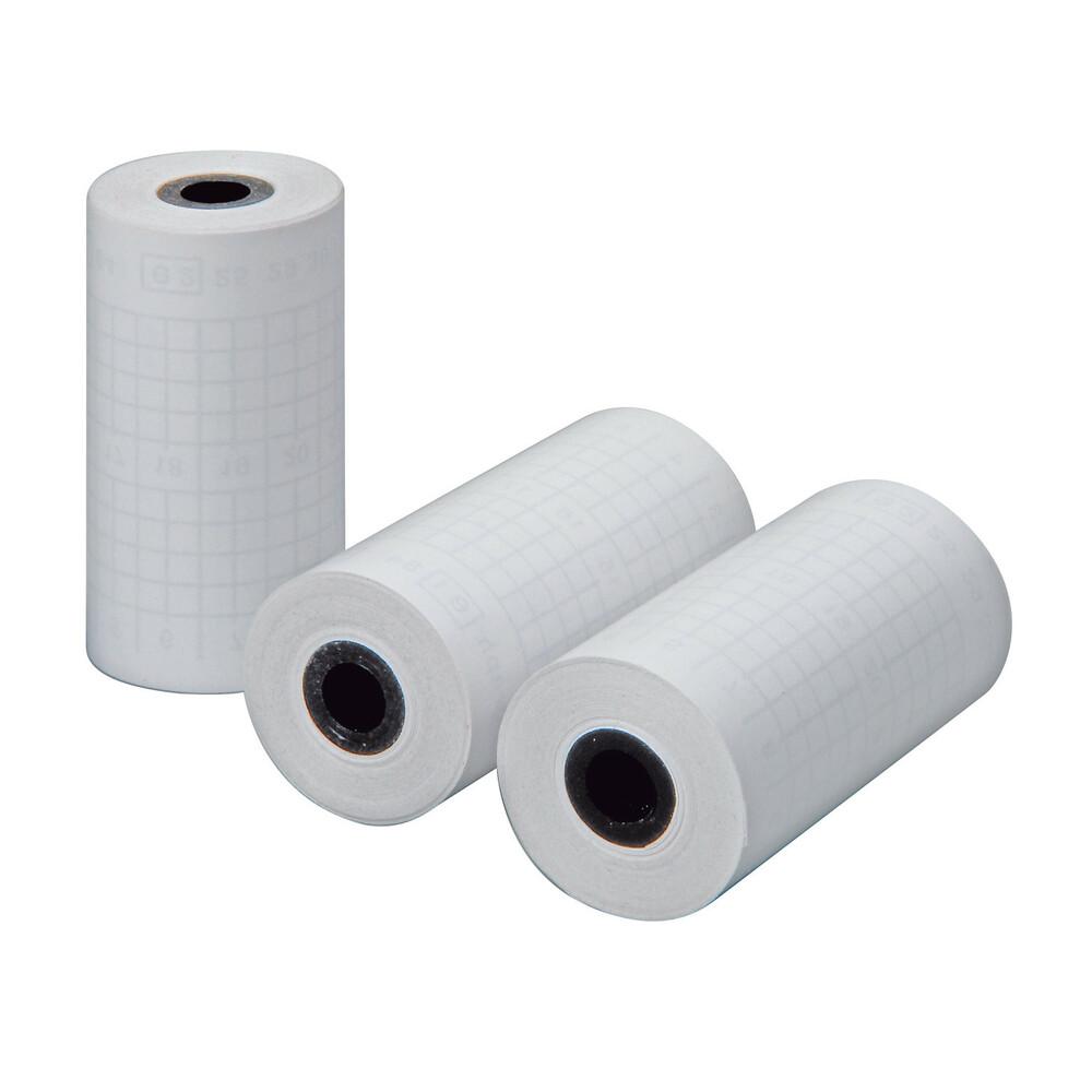 Rotoli di carta per tachigrafi digitali, 3 pz