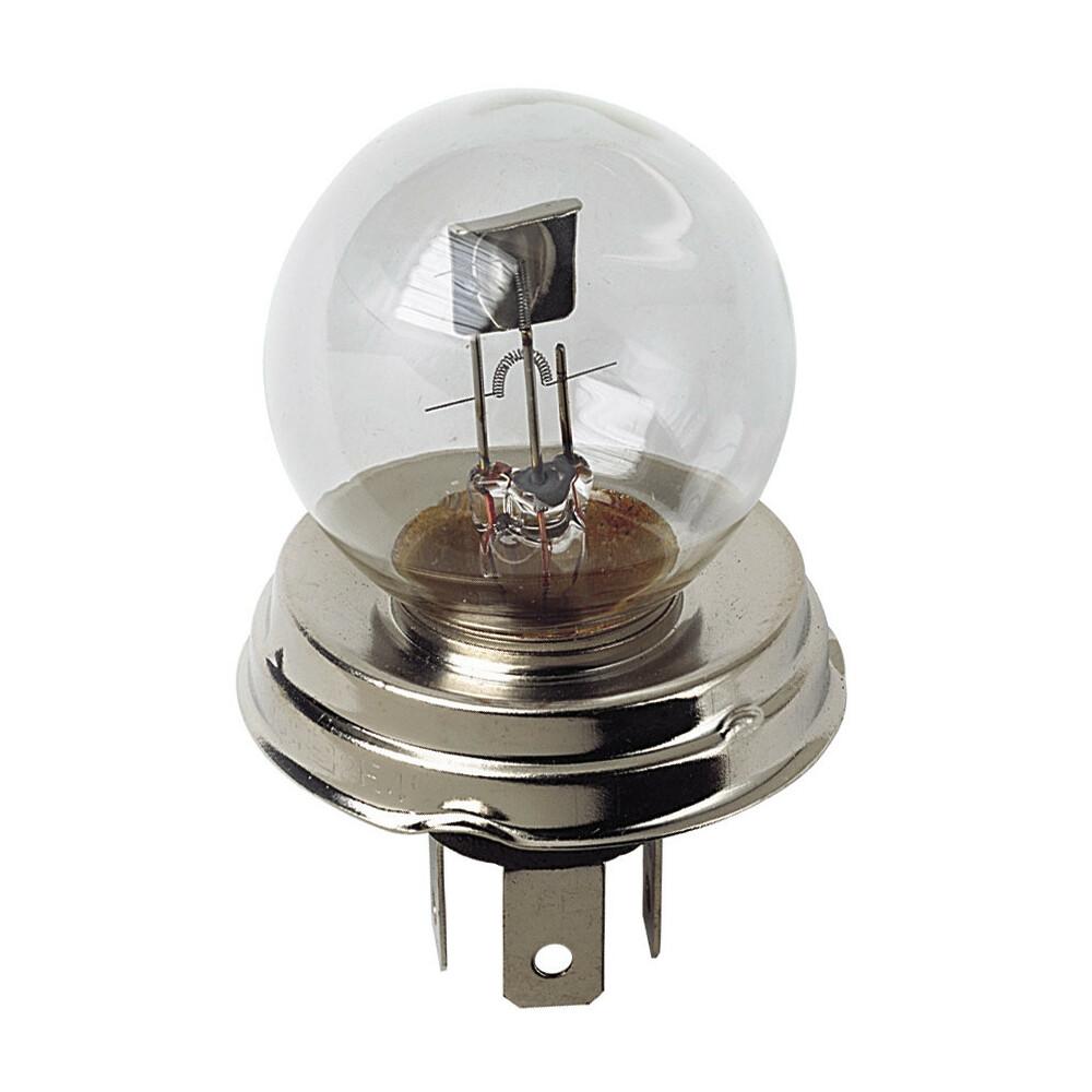 24V Lampada asimmetrica biluce