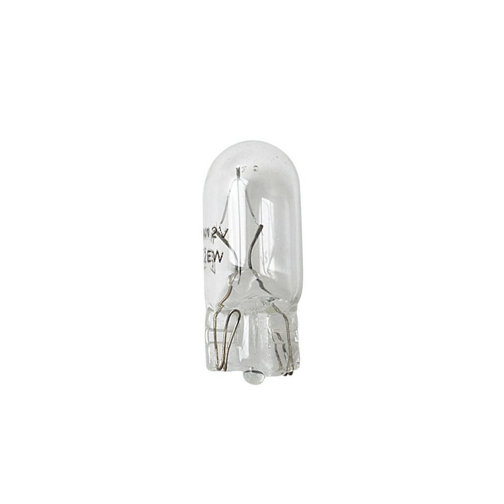 24V Lampada con zoccolo vetro