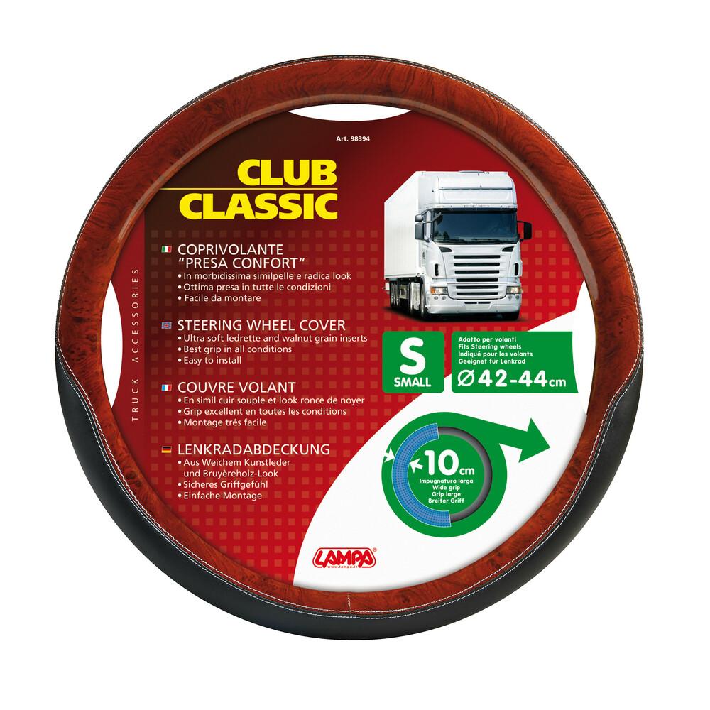 Club Classic, coprivolante presa confort - S - Ø 42/44 cm
