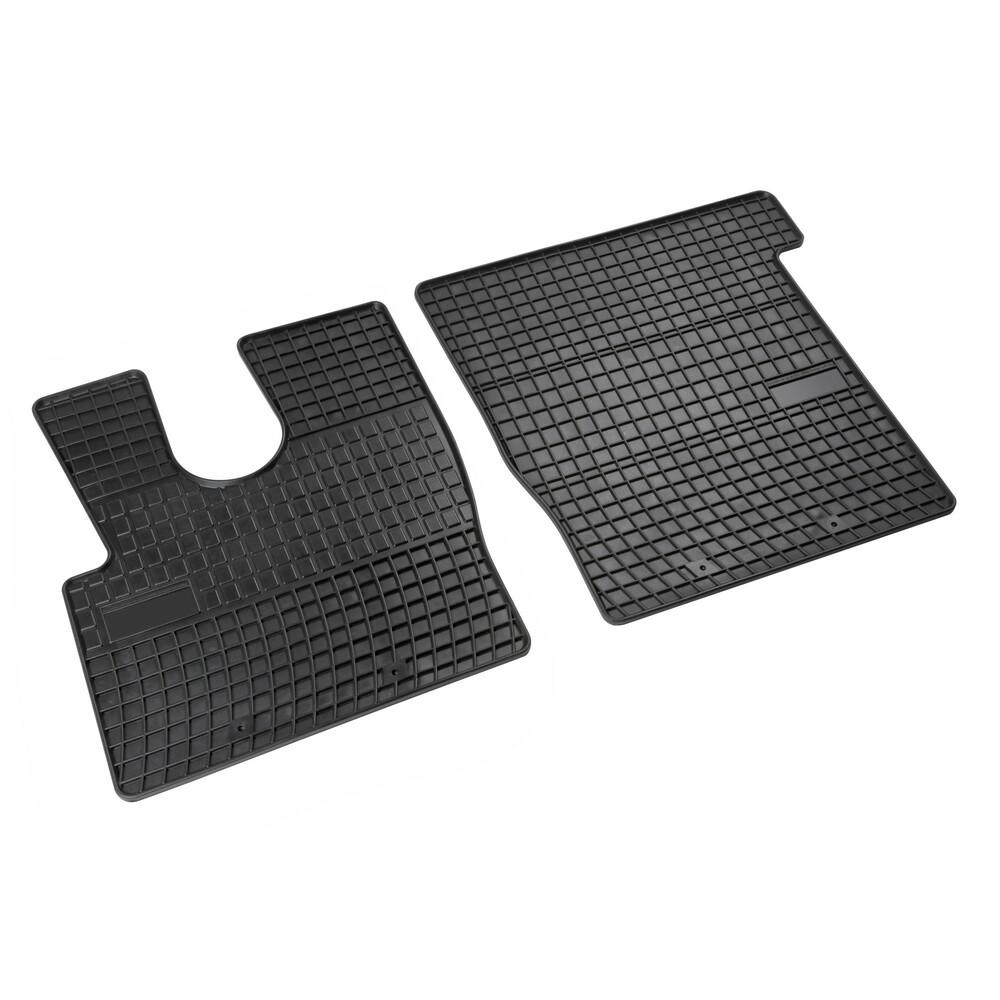 Set tappeti su misura in gomma - Daf XF Euro 6 (2014>)