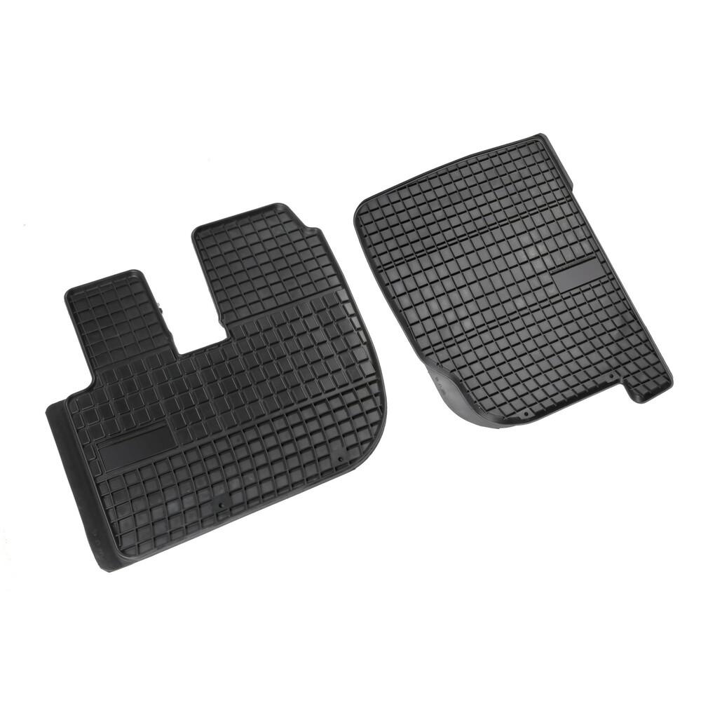 Set tappeti su misura in gomma - Daf LF (7/13>)  - Daf LF45 (1/01>12/14)  - Daf LF55 (1/01>12/14)