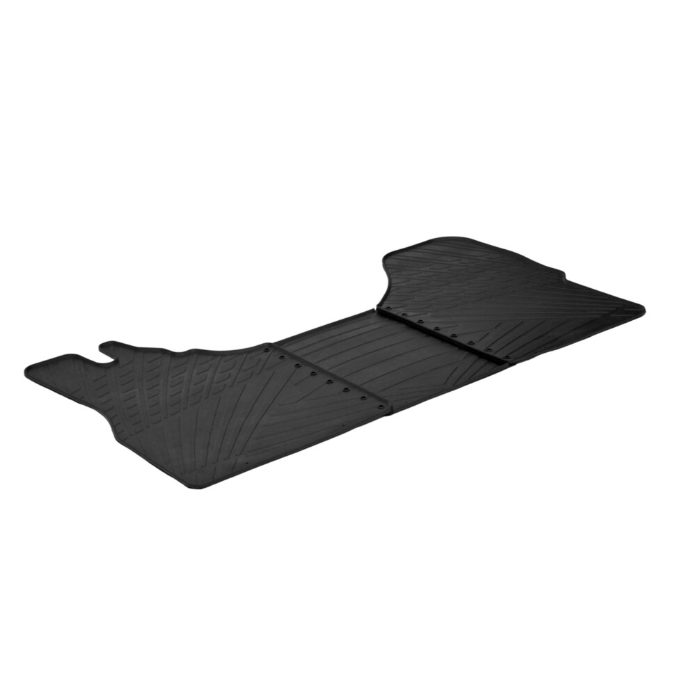 Tailored rubber mats -  Iveco Daily (05/06>05/14)