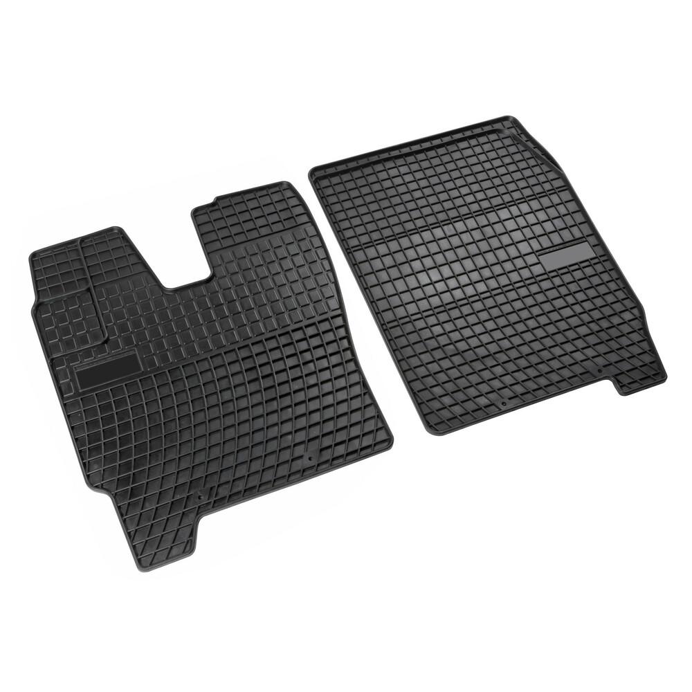 Set tappeti su misura in gomma - Iveco Eurocargo (9/00>8/13) 160E… - Iveco Eurocargo (9/13>) 160E…
