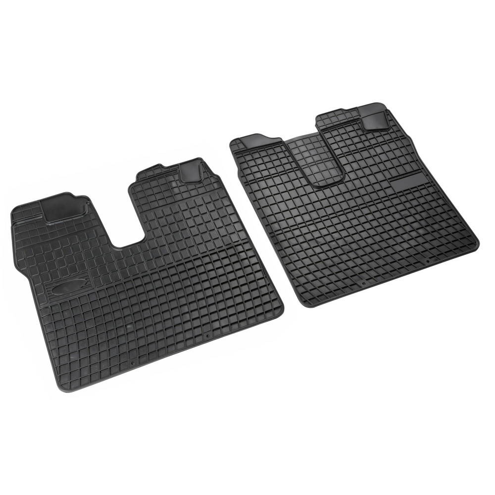 99-05 4 PIECE BLACK CAR FLOOR MAT SET VW LUPO